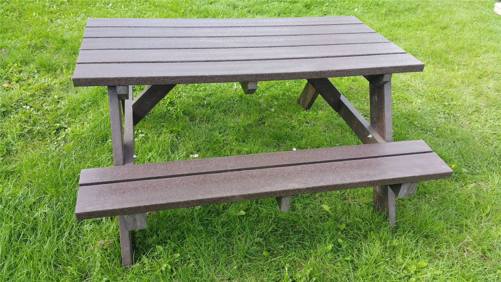 Picnic Benches Made From Composite Material