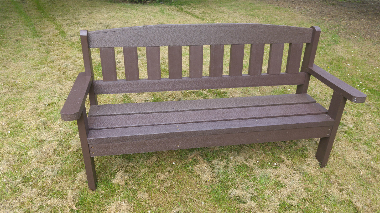 Recycled Composite Plastic Bench