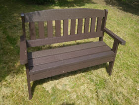 Recycled Plastic Garden Furniture Uk Plastic recycled picnic benches tables seats and garden furniture recycled plastic composite bench workwithnaturefo